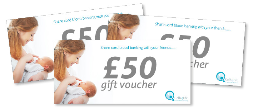 Your £50 Friends Voucher