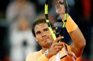 Tennis - Madrid Open - Rafael Nadal REUTERS/Juan Medina