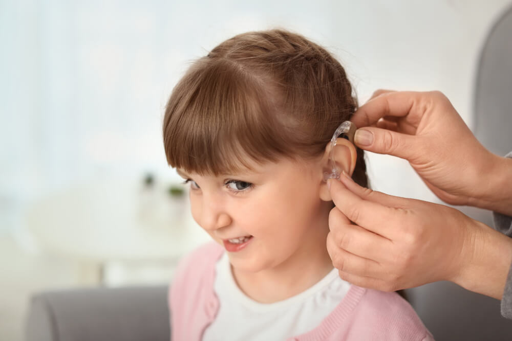 Stem cells treat sensorineural hearing loss