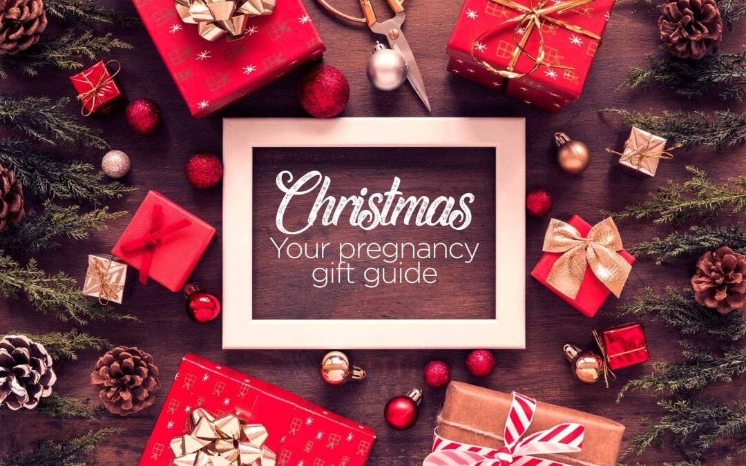 Christmas pregnancy gift guide