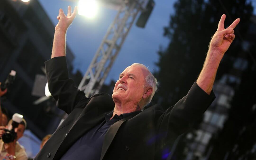 Celebrity stem cell therapies: John Cleese, Ronaldo and more