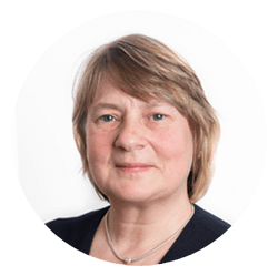Dr Lesley-Ann Martin, Chief Scientific Officer