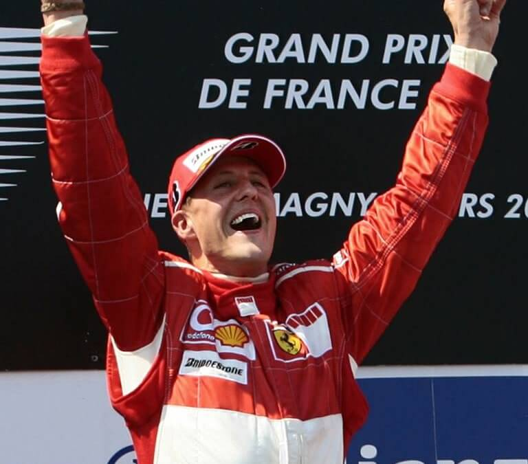Stem cell treatment for Formula One Champion, Michael Schumacher
