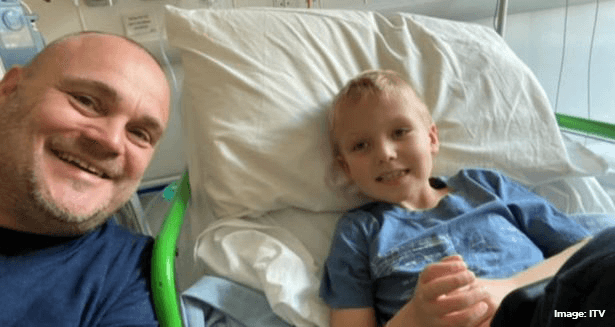 Comedian Al Murray pleas for blood stem cell donors for nephew battling cancer