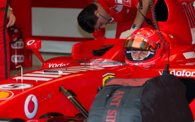 Michael Schumacher's doctor uses Formula 1 legend's stem cell treatment to treat COVID-19